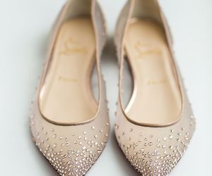 shoes, fashion, and flats image