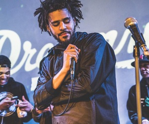 j cole and rapper image