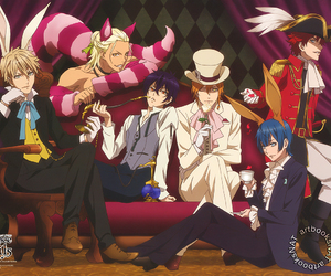 dance with devils and anime image