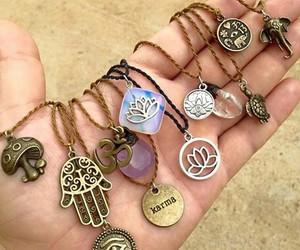 accesories, bohemian, and boho image