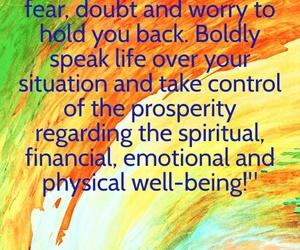 life, speak life, and truth image
