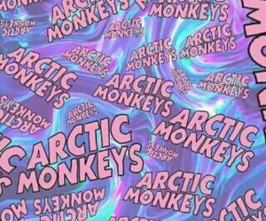 music, arctic monkeys, and wallpaper image
