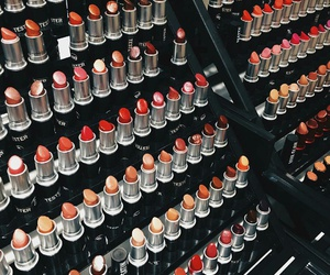 makeup, lipstick, and tumblr image