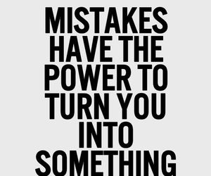 quotes, mistakes, and power image