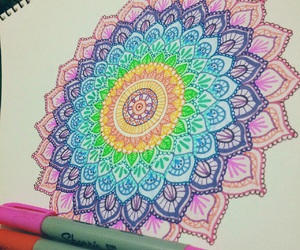 art, colors, and draw image