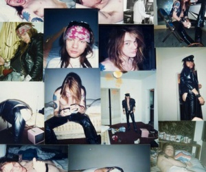 axl rose, collages, and Guns N Roses image