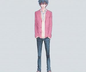 anime, haru yoshida, and pastel image