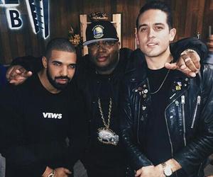 Drake, g-eazy, and g eazy image