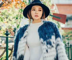 model, sung kyung, and ulzzang image