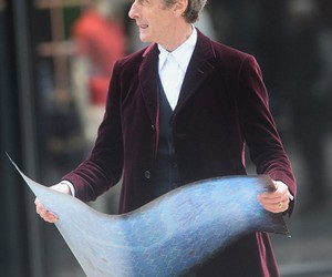 doctor who suit, tenth doctor coat, and twelfth doctor coat image