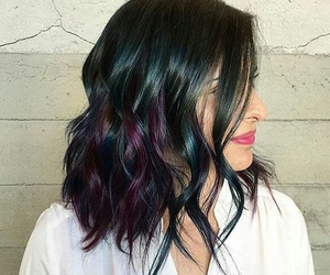 beauty, details, and hairstyle image