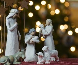 christmas, jesus, and light image