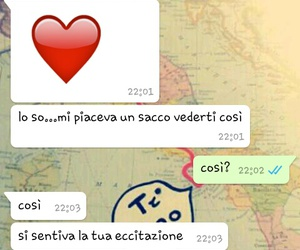 amore, whatsapp, and love image