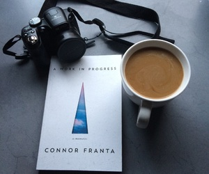 book, youtube, and connor franta image