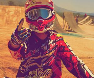 cross, moto, and motocross image