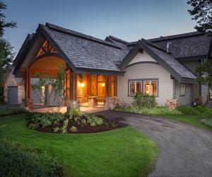 Dream, dream home, and garden image