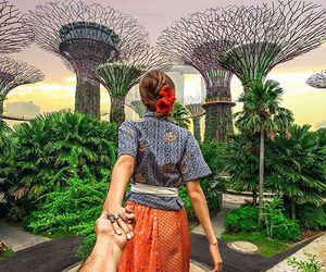 singapore and travel image