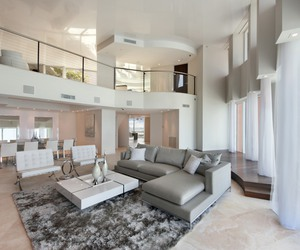 design, dream home, and living room image