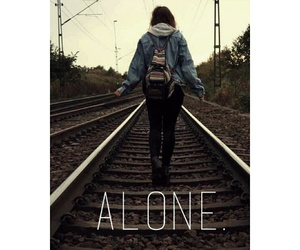 alone, day, and dead image