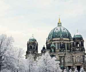 berlin and winter image