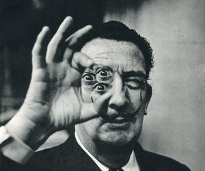 dali, salvador dali, and art image