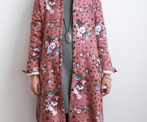 babydoll, coat, and etsy image