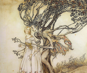 fairy, grimm, and fairy tales image