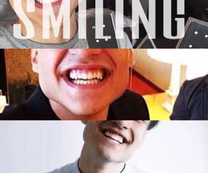 happy, smile, and youtube image