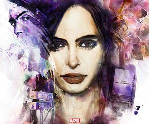 Marvel, jessica jones, and netflix image