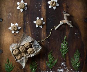 christmas, Cookies, and holiday baking image