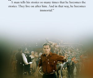 big fish, movie, and quotes image