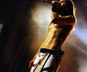 jared leto, 30 seconds to mars, and Hot image