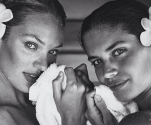 candice swanepoel, sara sampaio, and model image