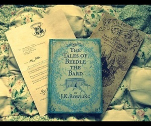 books, harrypotter, and magic image