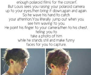 imagines, louis imagines, and one direction image