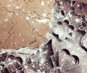 baking, christmas, and winter image