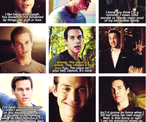 actor, beautiful, and the vampire diaries image