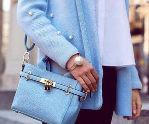 fashion and blue image