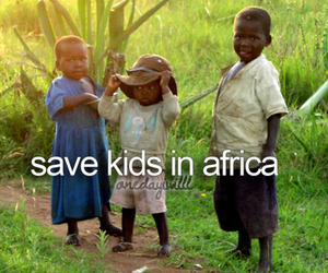 africa, kids, and one day image