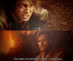 star wars, anakin, and Anakin Skywalker image
