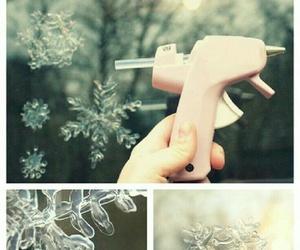 diy, snow, and winter image