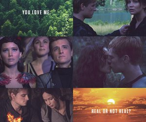 hunger games, mockingjay, and peeta image