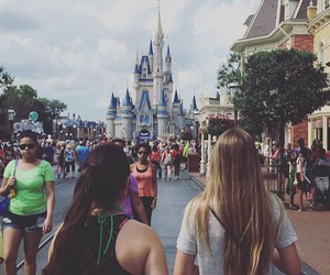 adventure, disney, and best friends image