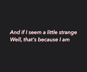 about me, Lyrics, and me image