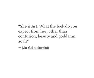 quotes, art, and beauty image