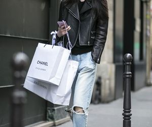 fashion, street style, and chanel image