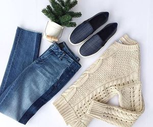 christmas, sweater, and cute image
