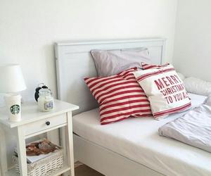 christmas, room, and pillow image