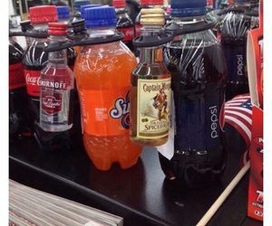 alcohol, what a time to be alive, and soda image