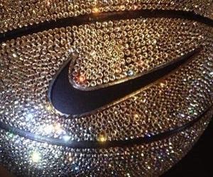 nike, Basketball, and ball image